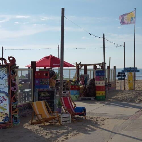 Beach Bars in Noordwijk