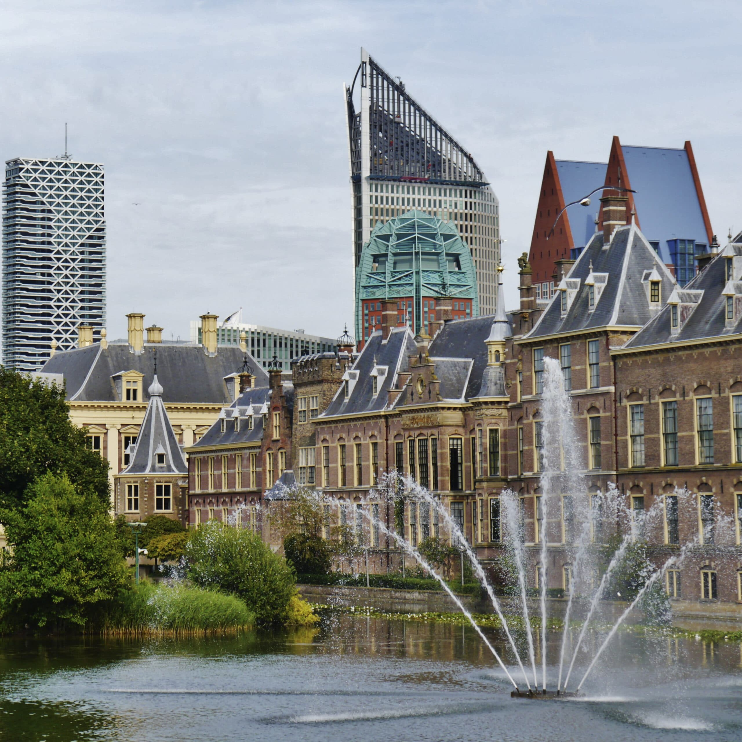 City of the Hague, Netherlands