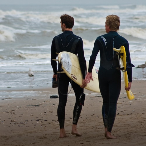 Surfing ? Surf lessons