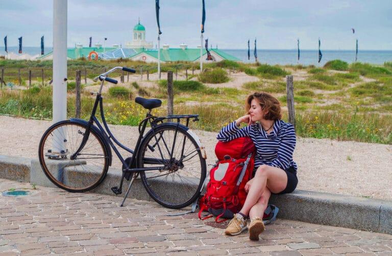 Bikepacking Holland